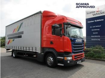 Scania R410 - 4x2 MLB - WECON - SCR ONLY - ciężarówka plandeka