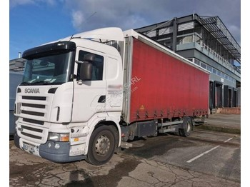 Ciężarówka plandeka Scania Scania R 270