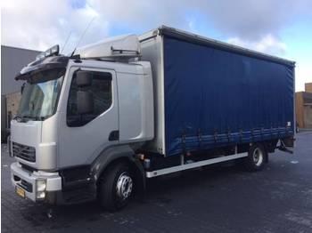 Ciężarówka plandeka Volvo FL240: zdjęcie 1
