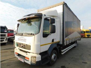 Ciężarówka plandeka Volvo Fl280