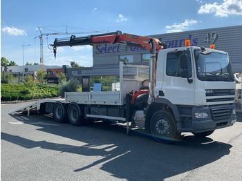 DAF 85CF 360 - ciężarówka platforma