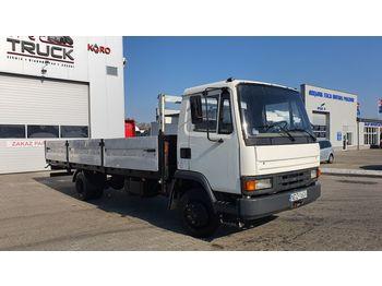 Ciężarówka platforma DAF AE 10.150, Full Steel, Euro 2, MANUAL, 7 meter