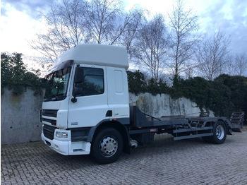 DAF CF 75 Machinetransporter - ciężarówka platforma