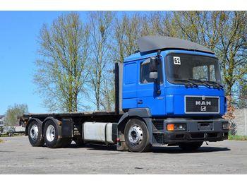 MAN 26.403 - ciężarówka platforma