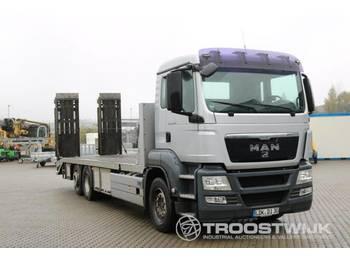 Ciężarówka platforma MAN TGS .26.320
