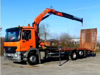 Mercedes Actros 2536 NL - ciężarówka platforma