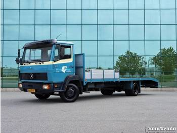 Ciężarówka platforma Mercedes Benz 914 MANUAL GEARBOX STEEL SUSPENSION 1 OWNER FROM NEW
