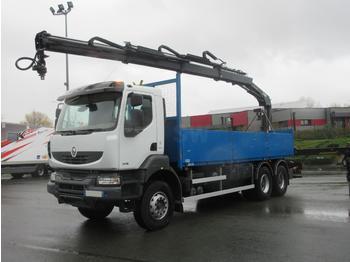 Ciężarówka platforma Renault Kerax 380 DXI