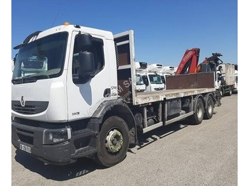 Ciężarówka platforma Renault Renault Premium Lander 380 DXI