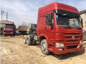 Ciężarówka platforma Sinotruck howo 375: zdjęcie 1