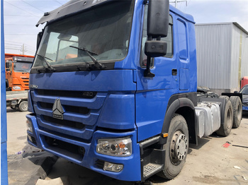 Sinotruk Sinotruk howo truck head - ciężarówka platforma
