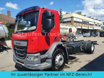 DAF LF 290 Fahrgst. Chassis 18 tonner NEU!  - ciężarówka podwozie