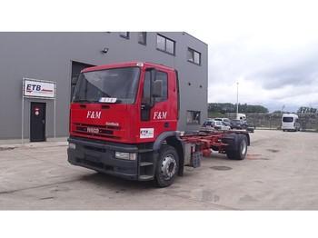 Iveco Eurotech 190 E 27 (MANUAL PUMP) - ciężarówka podwozie