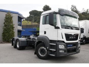 MAN 26.400TGS E6 (Cab chassis) - ciężarówka podwozie