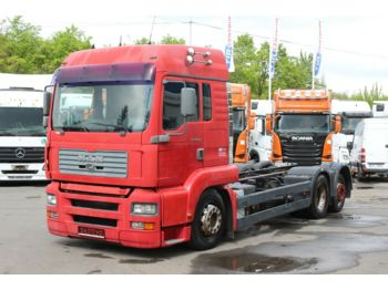 Ciężarówka podwozie MAN TGA 26.463 FNLLC