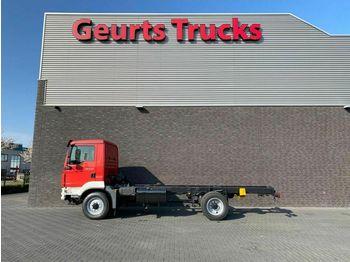 MAN TGM 13.290 4X4 CHASSIS CABINE UNUSED  - ciężarówka podwozie