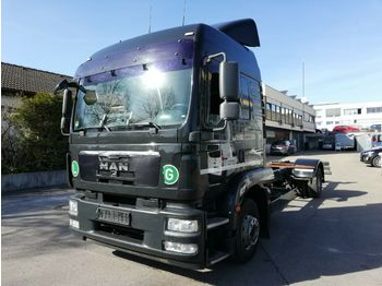 MAN TGM 15.250 FLL Klima Radst  5.4 m Kuppl. NEU!  - ciężarówka podwozie