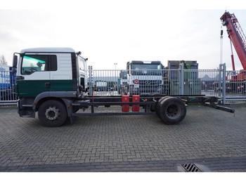 MAN TGM 18.250 ADR CHASSIS - ciężarówka podwozie