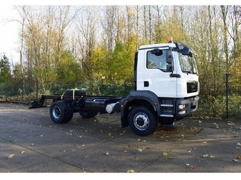 Ciężarówka podwozie MAN TGM 18.280 BB 4x4 CHASSIS CABIN