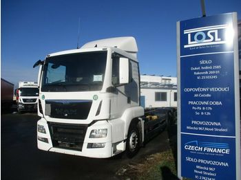 MAN TGS26.440 6x2 EURO 6  - ciężarówka podwozie