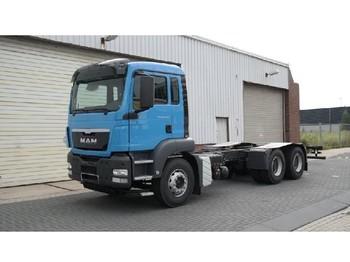MAN TGS 33.360 BB WW - ciężarówka podwozie