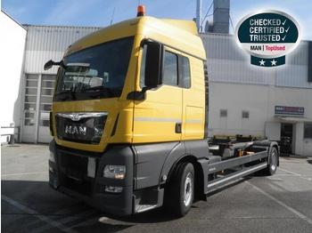 MAN TGX 18.480 4X2 LL - ciężarówka podwozie