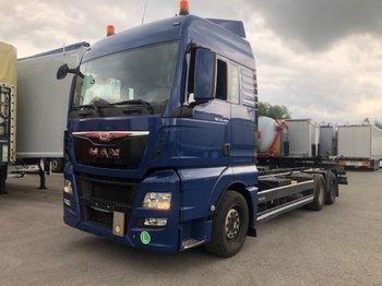MAN TGX 26.400 6x2 BDF,XLX, Automatic,Retarder - ciężarówka podwozie