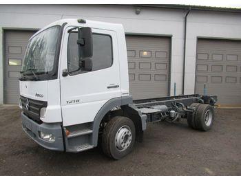 MERCEDES-BENZ ATEGO 1218 - ciężarówka podwozie