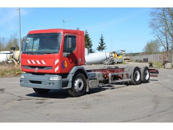 RENAULT PREMIUM 300.26 - ciężarówka podwozie