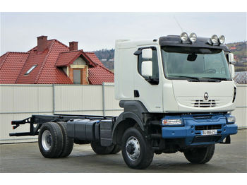 Renault  KERAX  460 DXI   Fahrgestell 5,80 m *4x4  - ciężarówka podwozie