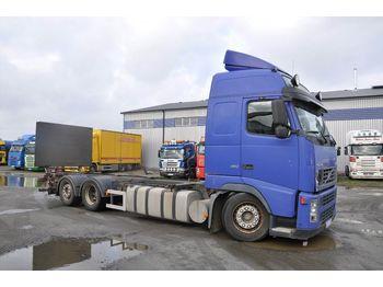 VOLVO FH460 6X2 - ciężarówka podwozie