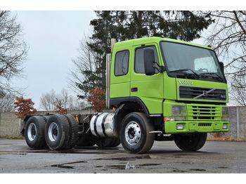 VOLVO FM12 420 6x4 2001 BIG AXLE - ciężarówka podwozie
