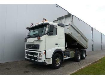 Volvo FH12.460 6X2 MANUAL FULL STEEL HUBREDUCTION EURO  - ciężarówka podwozie