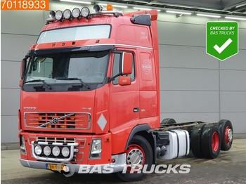 Volvo FH16 610 6X2 Manual XL Steering-Axle Euro 3 - ciężarówka podwozie