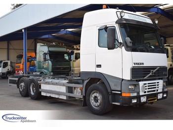 Volvo FH 12 - 380 Euro 2, Manuel, 6x2, Truckcenter Apeldoorn - ciężarówka podwozie