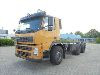 Volvo terberg 6x4 - ciężarówka podwozie