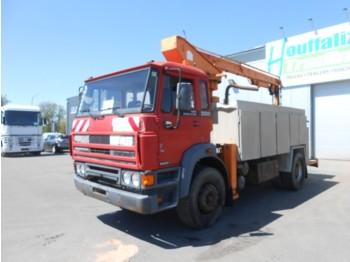 Ciężarówka DAF 2500 - nacelle - big axle: zdjęcie 1