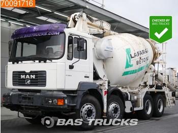 Ciężarówka MAN 32.364 8X4 Manual Big-Axle Euro 3 Mecbo 22m Pumpe+Mixer