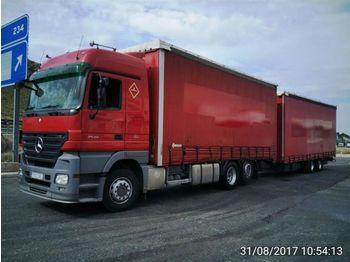 Mercedes Benz 2546LS 6x2 - ciężarówka