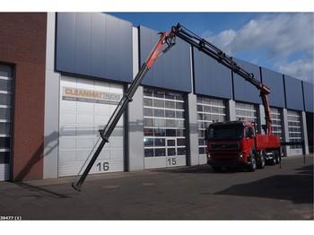 Ciężarówka Volvo FM 12.440 8x4 Palfinger 29 ton/meter laadkraan + JIB: zdjęcie 1
