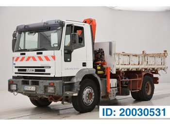 Wywrotka Iveco EuroTech 190E24