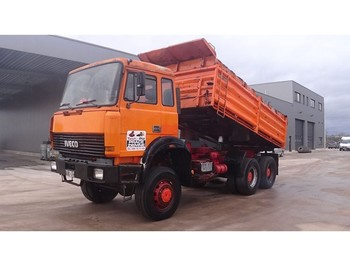 Iveco Magirus 260 - 34 (GRAND PONT / SUSPENSION LAMES / 6X6) - wywrotka