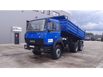 Iveco Turbostar 260 - 36 (BIG AXLE / STEEL SUSPENSION / 6 CYLINDER WITH WATER COOLING) - wywrotka