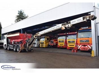 Wywrotka MAN TGA 32.460 8x4, Manuel, Big axle, Truckcenter Apeldoorn