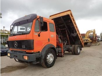 Mercedes Benz  - wywrotka