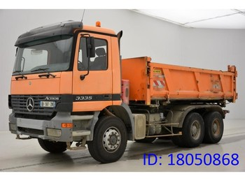 Wywrotka Mercedes-Benz Actros 3335KN - 6x4