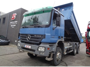Wywrotka Mercedes-Benz Actros 3341 Tractor/tipper