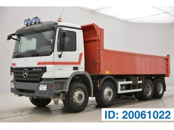 Mercedes-Benz Actros 4141 - 8x4 - wywrotka