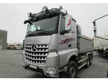 Mercedes-Benz Arocs 3363 6x4 625 hp dumper truck great condition  - wywrotka