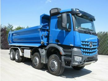 Wywrotka Mercedes-Benz Arocs 4142 8x8 4 Achs Muldenkipper Grounder